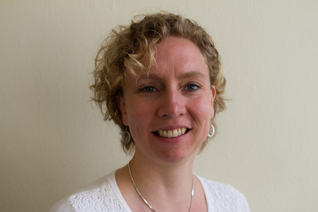 Fysiotherapeut Marcia van Veldhoven