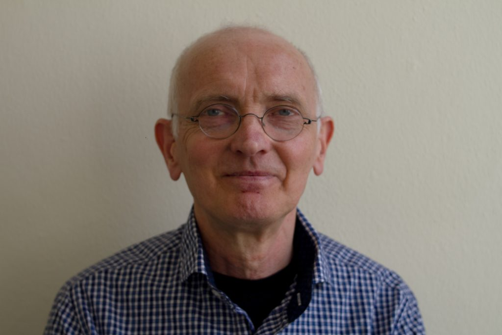 Manueel therapeut Max Borg